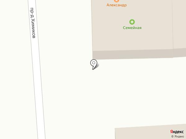 Шиномонтажная мастерская на карте Лермонтова