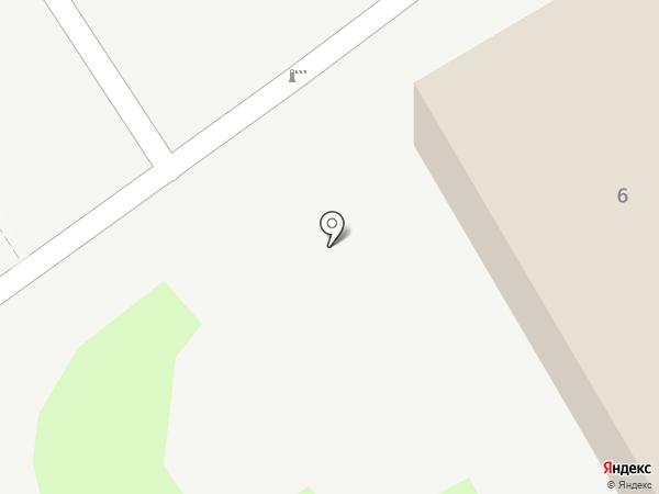 Стройдеталь-2, ЗАО на карте Пятигорска