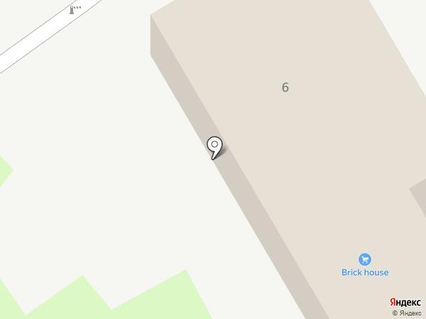 Стройдеталь-2 на карте Пятигорска