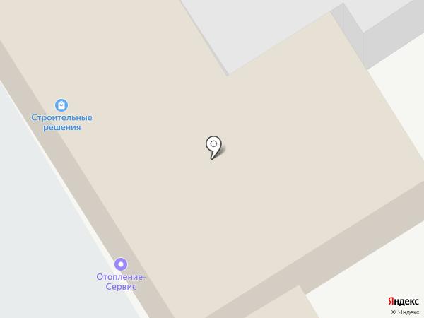 Отопление Сити на карте Лермонтова