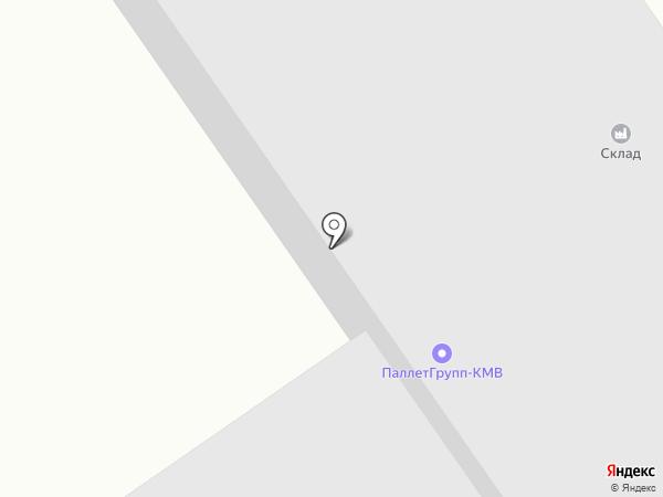 Гибис на карте Лермонтова