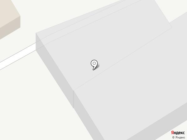 Снабженец на карте Пятигорска