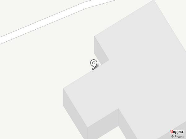 Ковролиныч на карте Пятигорска
