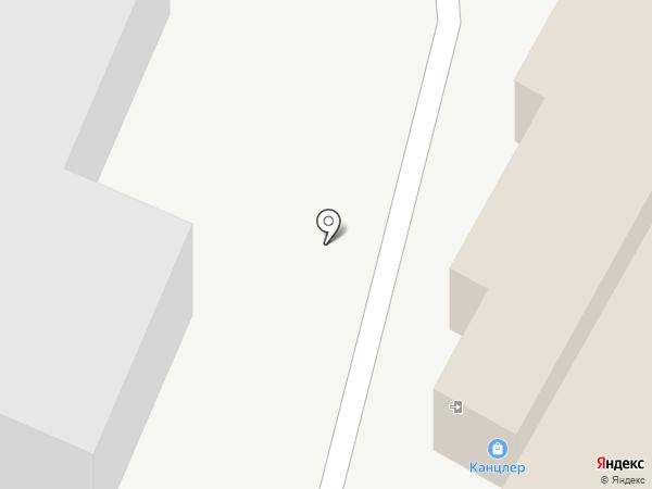 НСТ на карте Пятигорска