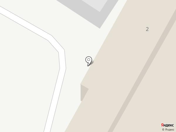 Паркетный двор на карте Пятигорска
