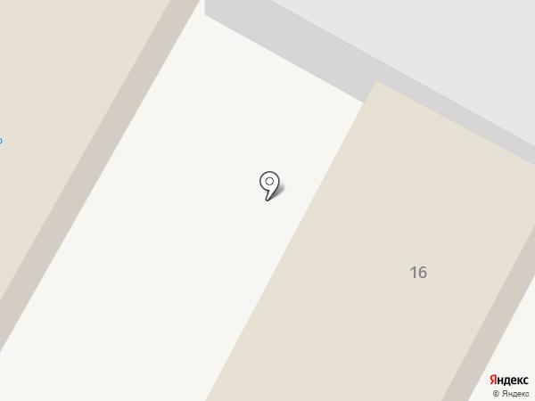 ДНН на карте Пятигорска