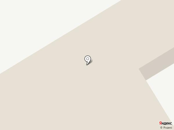 Веста на карте Пятигорска