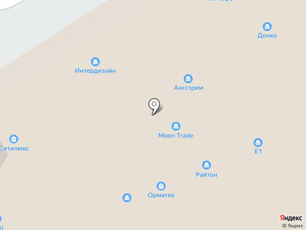 CitiLux на карте Пятигорска