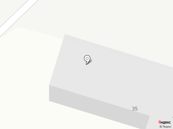 Химреактив на карте Пятигорска