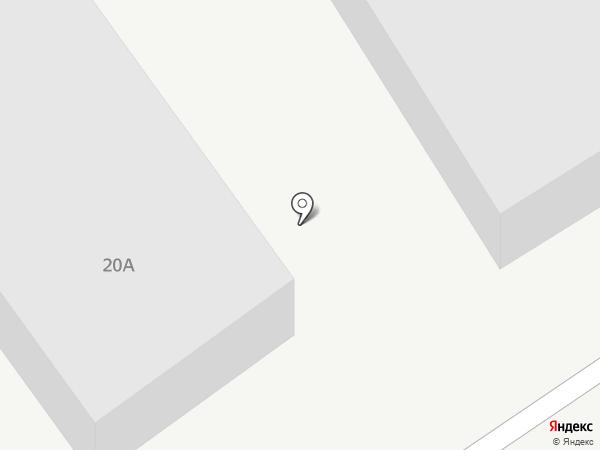 Алекс Д на карте Пятигорска
