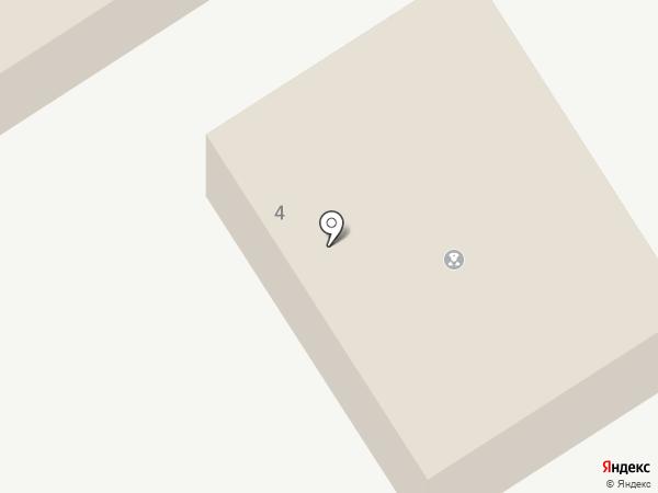 Отделение ГИБДД на карте Пятигорска