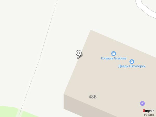 1С:БухОбслуживание. Надежный бухгалтер на карте Пятигорска