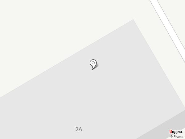 Торгово-арендная компания на карте Пятигорска