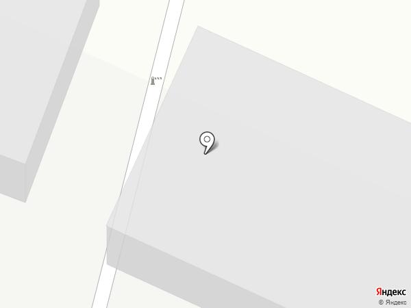 Стройцентр на Скачках на карте Пятигорска