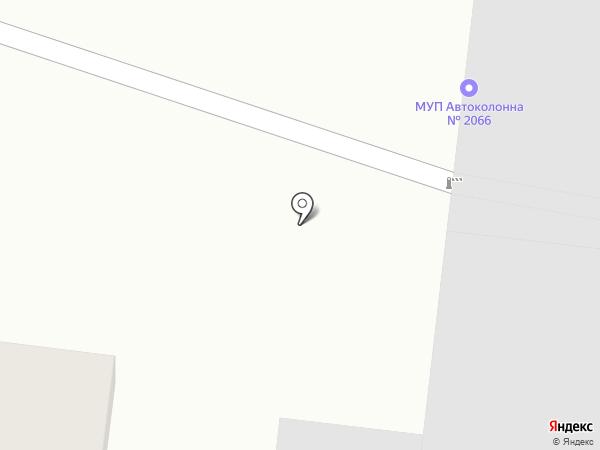 Служба спасения города-курорта Железноводска, МКУ на карте Железноводска