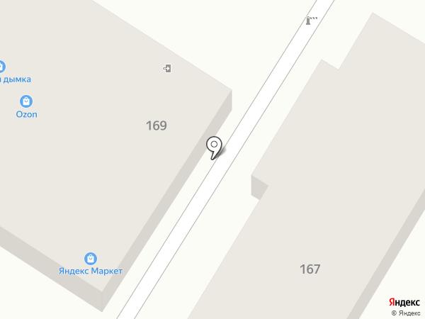 Мемориал, МУП на карте Железноводска