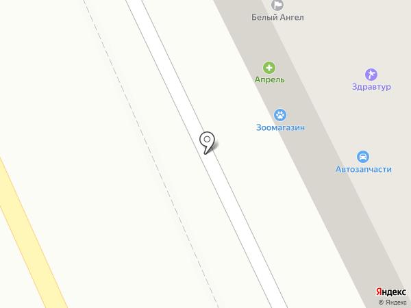 Магазин разливного пива на карте Железноводска
