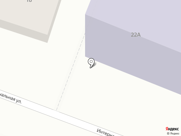 ХостПартнер на карте Железноводска