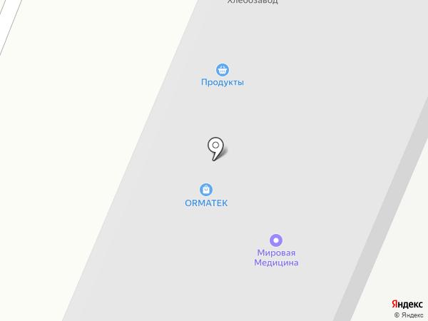 Банкомат, Газпромбанк на карте Пятигорска