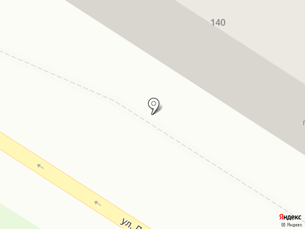 Почтовое отделение №5 на карте Железноводска