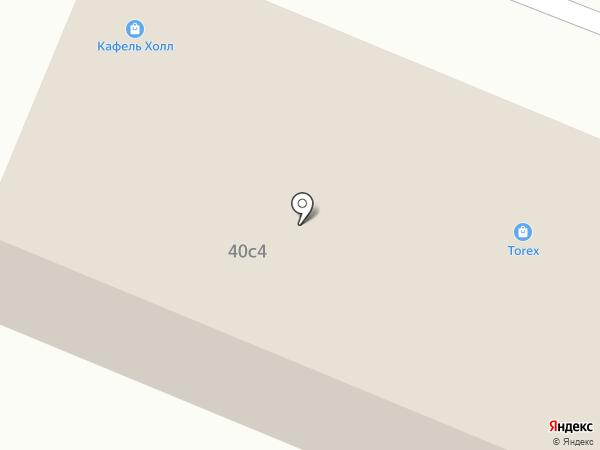 ДВЕРИ & ДВЕРИ на карте Пятигорска