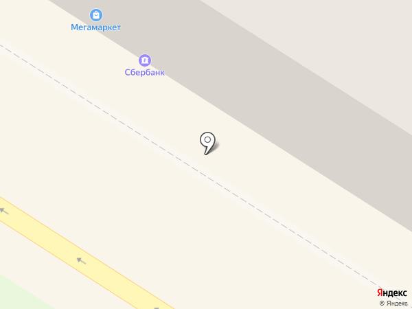 Сбербанк, ПАО на карте Железноводска