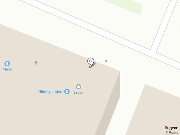 МАСК мебель на карте Пятигорска