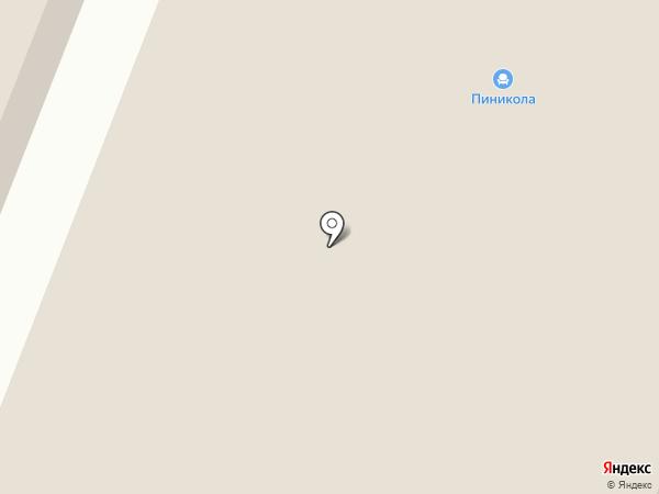 Банкомат, КБ ЕвроситиБанк на карте Пятигорска