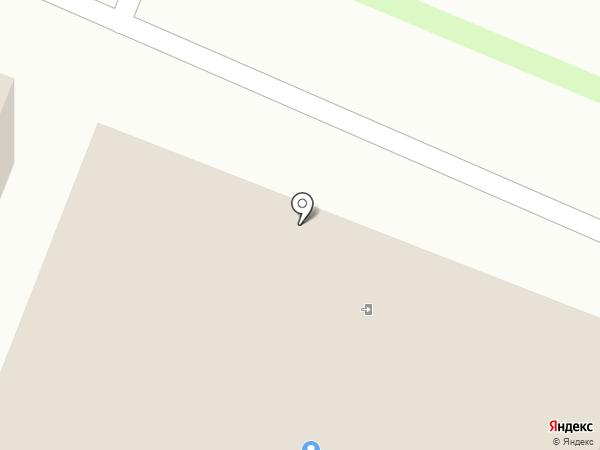 РУСДОРСТРОЙ на карте Пятигорска