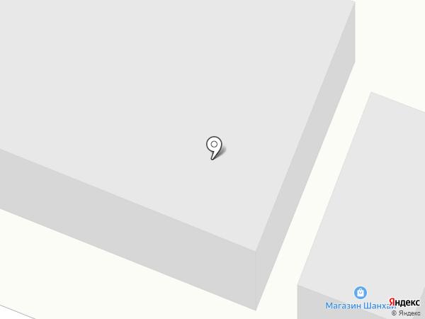 Изумрудный город на карте Пятигорска