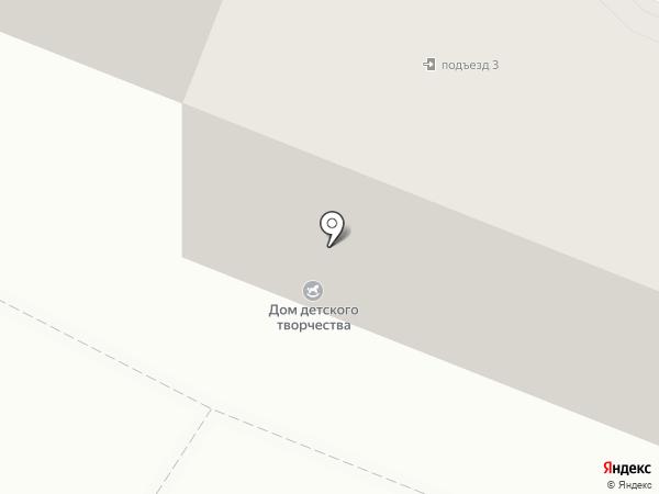 Дом детского творчества на карте Железноводска