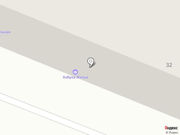 Управление имущественных отношений на карте Железноводска