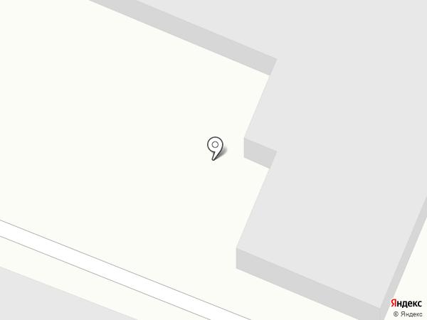 Аквалот на карте Пятигорска