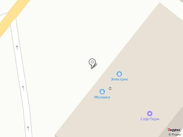 Кухни PLUS на карте Пятигорска