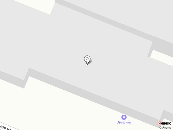 Крайагросервис на карте Пятигорска