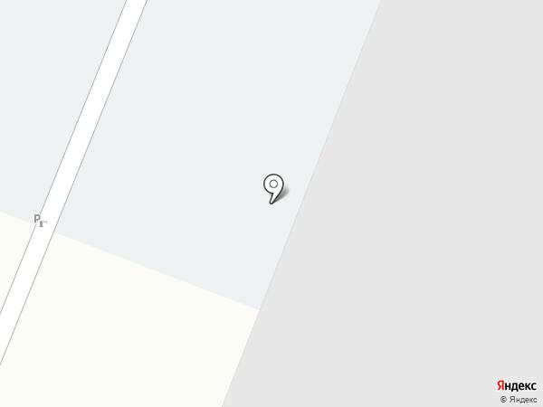 Di-принт на карте Пятигорска