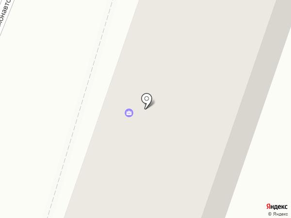 Светлана на карте Железноводска