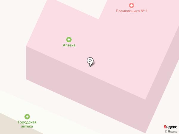 Аптека №10 на карте Железноводска