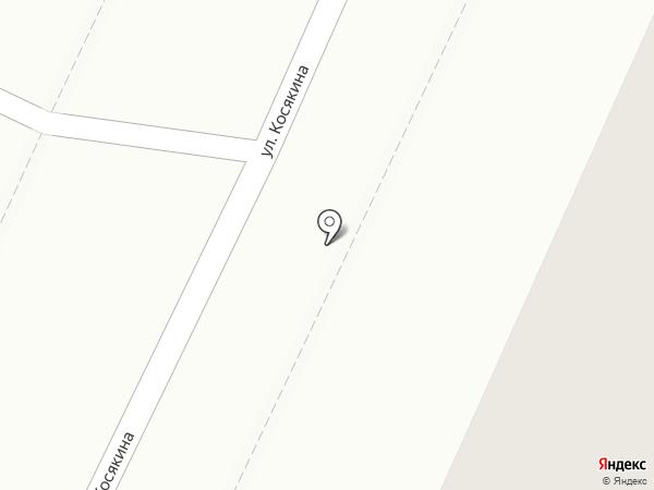 Автошкола на карте Железноводска