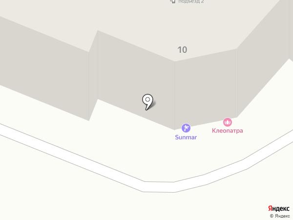 Совершенство на карте Железноводска
