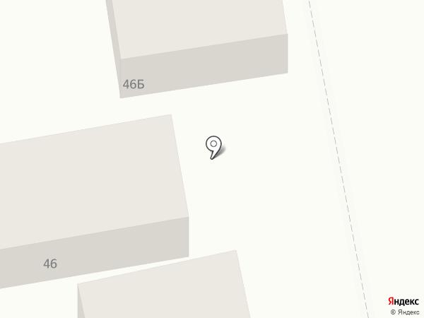 Торгово-производственная компания на карте Пятигорска