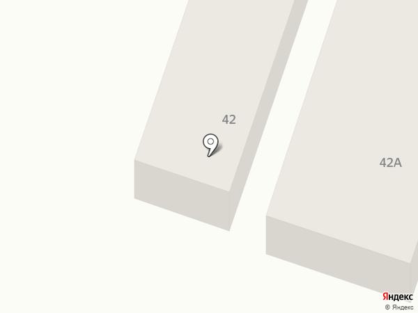 Меховой мир на карте Пятигорска