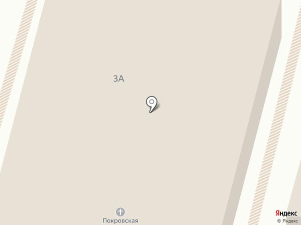 Часовня Святого великомученика Пантелеймона на карте Железноводска