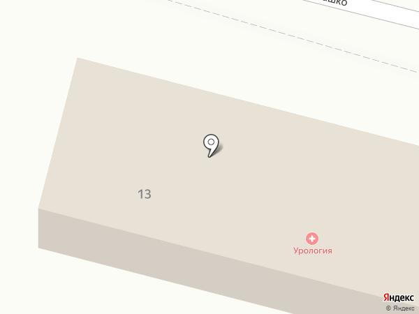 Отделение Управления Федерального казначейства по Ставропольскому краю в г. Железноводске на карте Железноводска