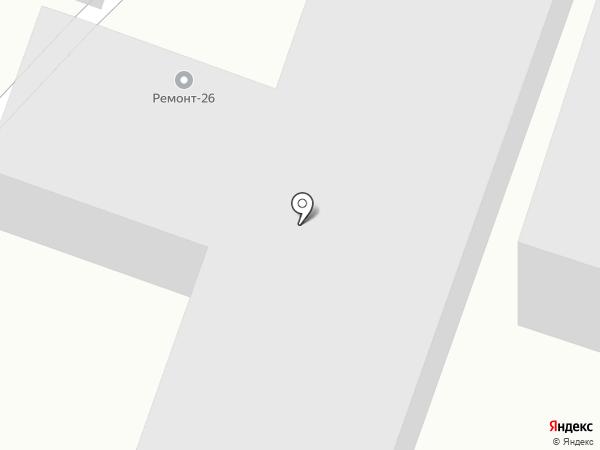 StepStyle на карте Пятигорска