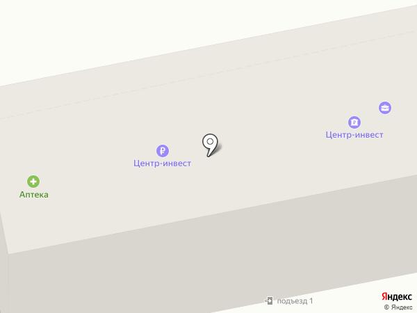 КБ Центр-инвест, ПАО на карте Железноводска