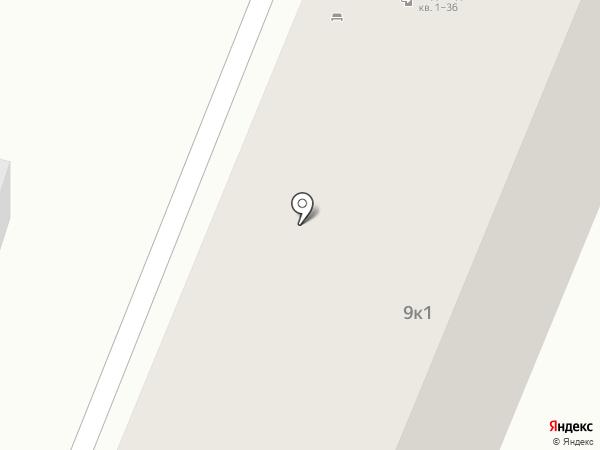 СКЭС на карте Пятигорска