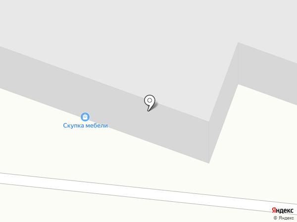 Полиграф-Юг на карте Пятигорска