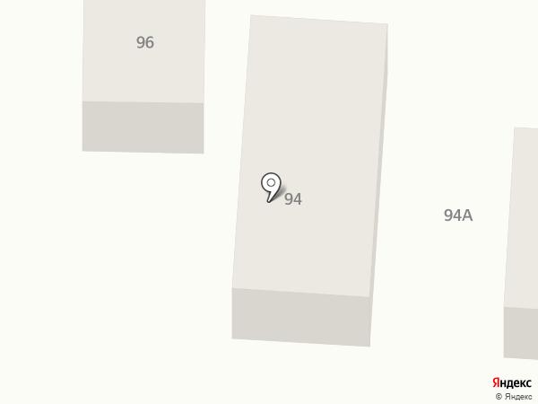 ЛЕТО+ на карте Пятигорска