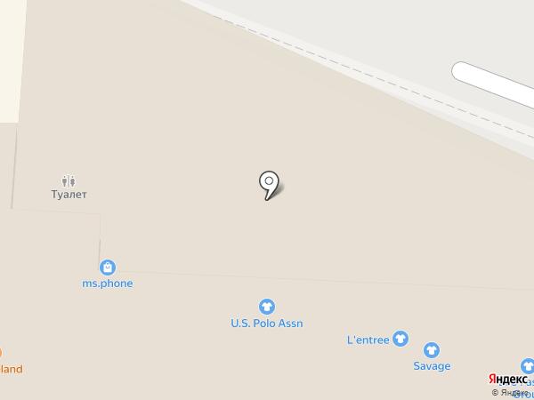 Elis на карте Пятигорска